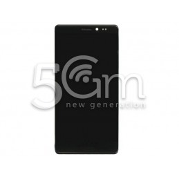 Display Touch Nero + Frame Huawei Mate S