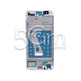 Frame Lcd Bianco Huawei P Smart