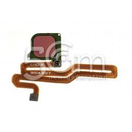 Fingerprint Pink Flat Cable Honor 6A DLI-AL10