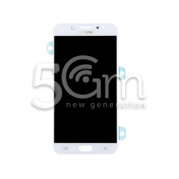 Display Touch Bianco Samsung SM-C7100 C8