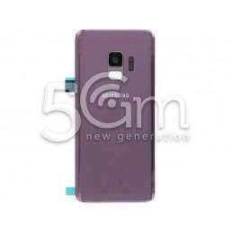 Retro Cover Purple Samsung SM-G960 S9