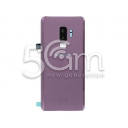 Retro Cover Nero Samsung SM-G965 S9 Plus