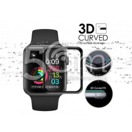3D Full Cover Tempered Apple Watch 42mm