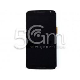 Display Touch Nero + Frame Motorola Nexus 6 Plus