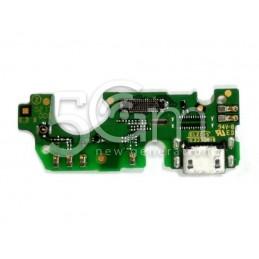 Connettore Di Ricarica + Small Board Alcatel OT-5085 A5 LED