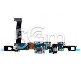 Connettore Di Ricarica + Small Board Flat Cable Samsung SM-C7010 C7 Pro