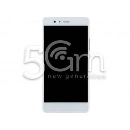Display Touch Bianco + Frame Huawei P9 Lite