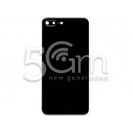Retro Cover Nero Iphone 8 Plus No Logo