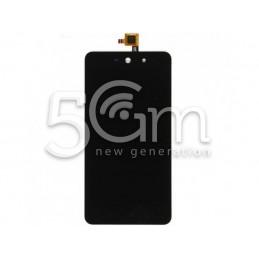 Display Touch Nero Wiko Rainbow UP 4G