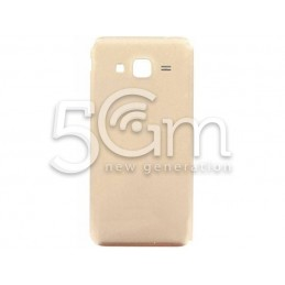 Retro Cover Gold Samsung SM-J320