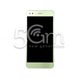 Display Touch Gold + Frame Huawei Y6 Pro 2017