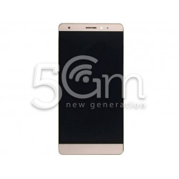 Display Touch Gold + Frame Huawei Mate S