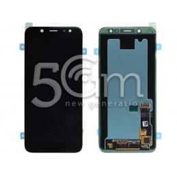 Display Touch Nero Samsung Samsung SM-A600 A6 2018