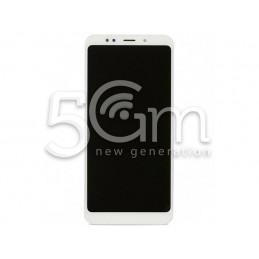 Display Touch Bianco + Frame Xiaomi Redmi 5 Plus