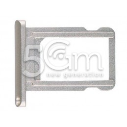 Supporto Sim Card Silver iPad Mini 4