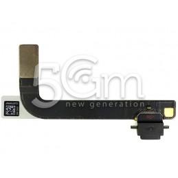 Connettore Di Ricarica Flat Cable Nero Ipad 4