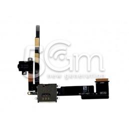 Flat Cable Audio Nero iPad No Logo