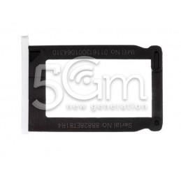 Supporto Sim Card Bianco Iphone 3g