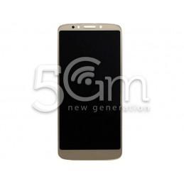 Display Touch Gold Motorola Moto G6 Play