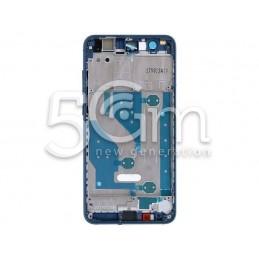Frame Lcd Blu Huawei P10 Lite