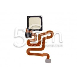 Fingerprint Gold Flat Cable Huawei P9