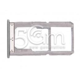 Supporto Sim Card + Micro SD Nero OnePlus X