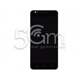 Display Touch Nero + Frame HTC Desire 10 Lifestyle