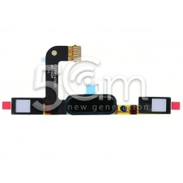 Fingerprint Nero Flat Cable Nokia 5