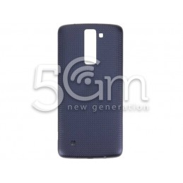 Retro Cover Dark Blu LG K8 4G K350N