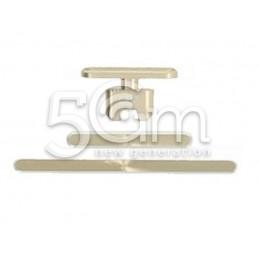 Kit Tasti Esterni Gold OnePlus X