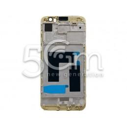 Frame Lcd Gold Huawei Nova Plus