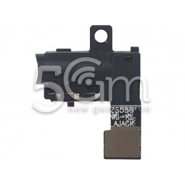 Jack Audio Flat Cable Asus Zenfone 3 Deluxe ZS550KL