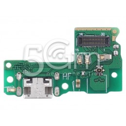Connettore Di Ricarica + Small Board Huawei Y6 Pro 2017