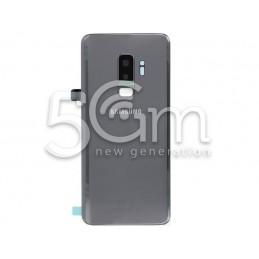 Retro Cover Titanium Grey Samsung SM-G965 S9 Plus