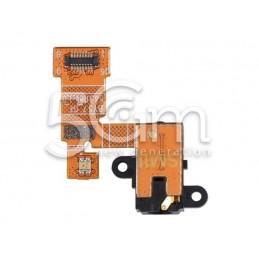 Jack Audio Flat Cable Sony Xperia XA1 (G3121)