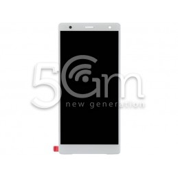 Display Touch Bianco Xperia XZ2 (H8216)