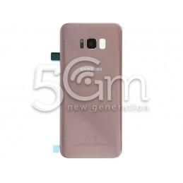 Retro Cover Pink Samsung SM-G955 S8 Edge