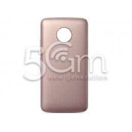 Back Cover Gold Motorola Moto E4 (XT1760)