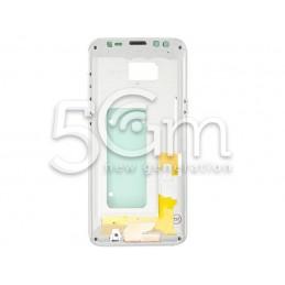 Middle Frame Silver Samsung...