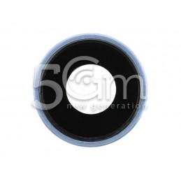 Vetrino Blu + Frame iPhone XR