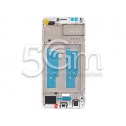 Frame Lcd Bianco Huawei Y7...