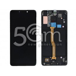 Display Touch Nero + Frame Samsung SM-A920 A9 2018