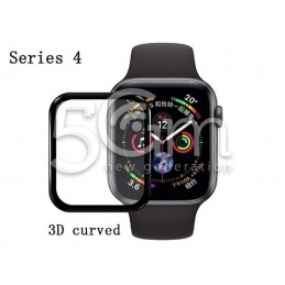 3D Tempered Glass Black...