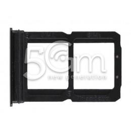Sim Card Tray Black OnePlus 6T