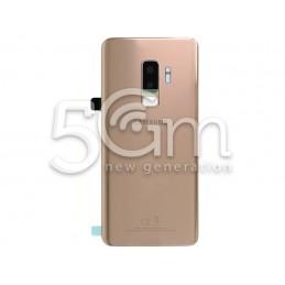 Retro Cover Gold Samsung SM-G965 S9 Plus Ori